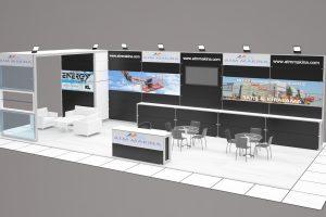 fuar stand tasarım hizmetleri kiralık