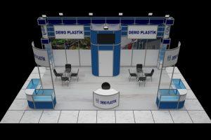 fuar stand tasarım hizmetleri konya